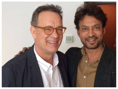 When Tom Hanks copied Irrfan's acting style