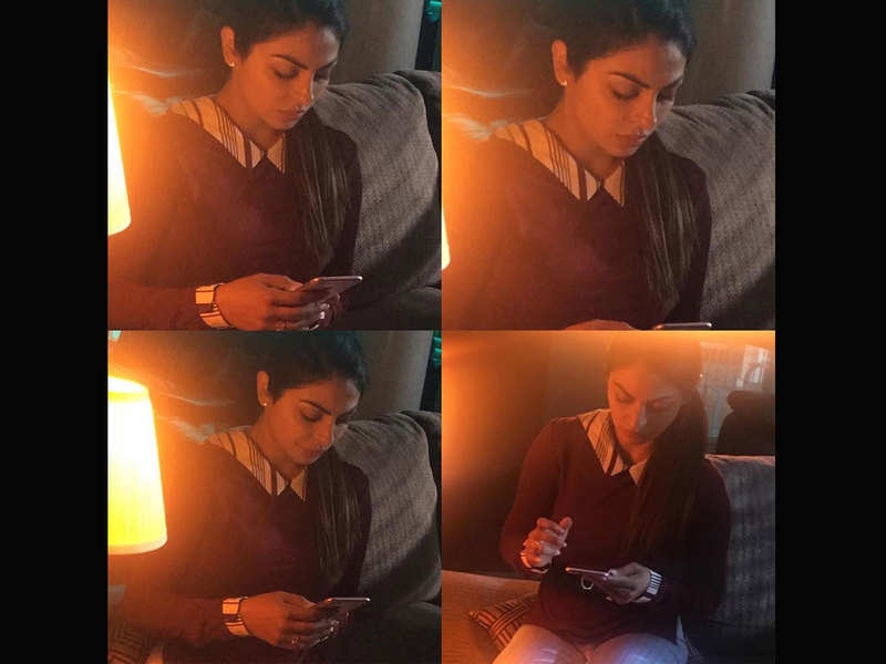 Throwback Thursday: Neeru Bajwa shares a BTS from her 2018 movie 'Aate Di Chidi'