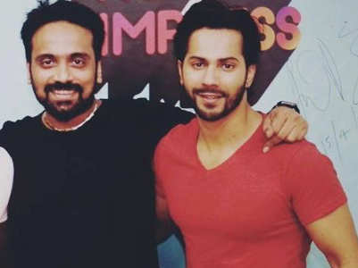 Varun extends financial support to dancers