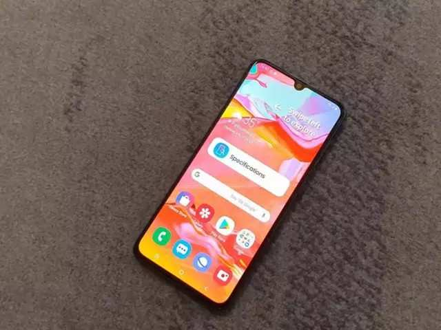 Today's Deals on Amazon: Samsung Galaxy A80 available with 38% off