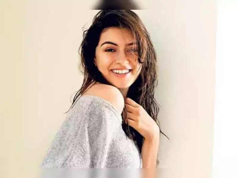 Hansika's sweet message for fans who sent her birthday wishes today