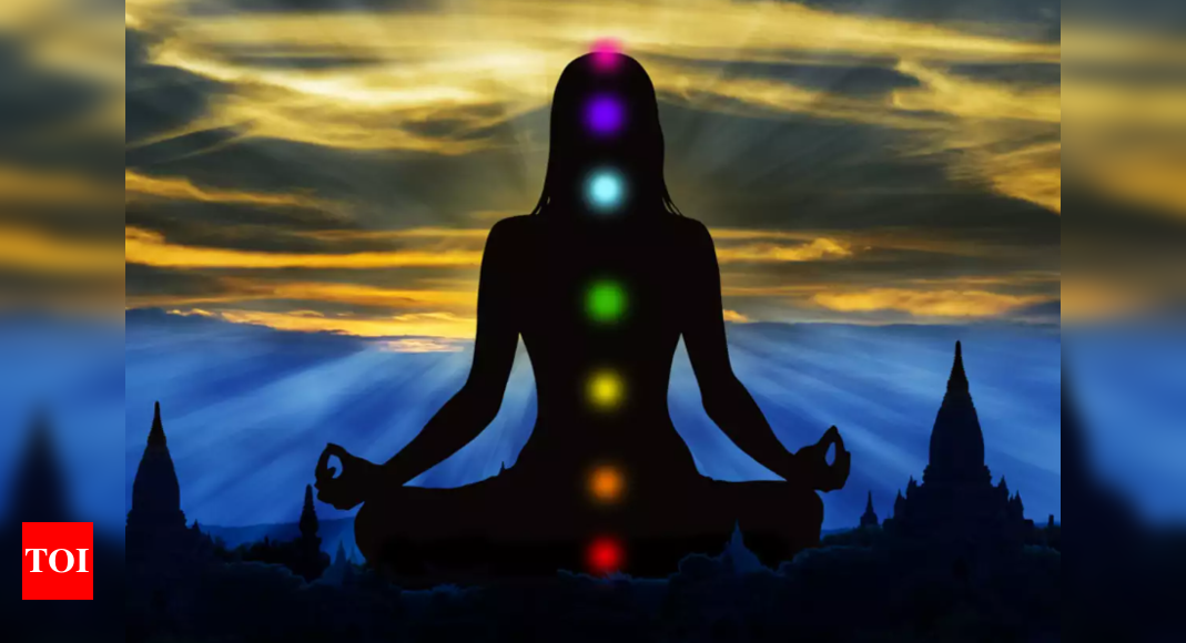 What are Chakras? How to activate Chakras through mantras? – Times of India