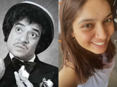 Bhumi pens a you note for late actor Jagdeep
