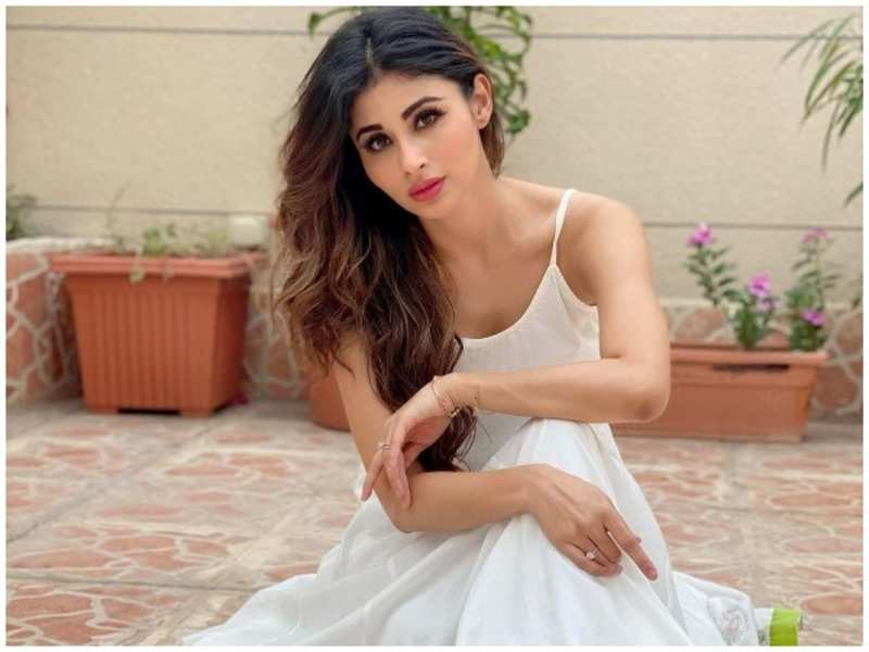 Naagin actress Mouni Roy has taken to spirituality in the lockdown; here's what she says
