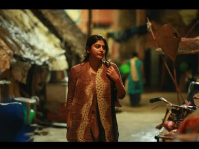 Manjima Mohan recalls shooting for her first scene in Tughlaq Darbar
