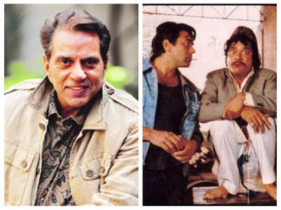 Dharmendra on working with Jagdeep