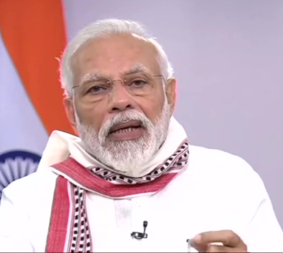 'Indians are natural reformers': Key points from PM Modi's speech at India Global Week 2020
