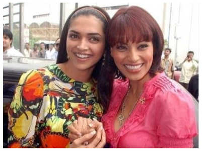 When Deepika-Bipasha posed for the paparazzi