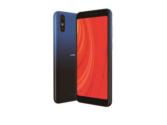 Lava lunches Z61 Pro with 3100mAh battery at Rs 5,774