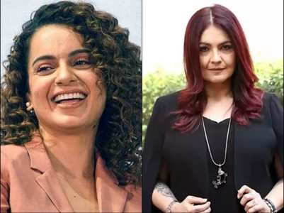 Kangana's team responds to Pooja's post