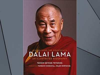His Holiness Dalai Lama's biography to release in 2020