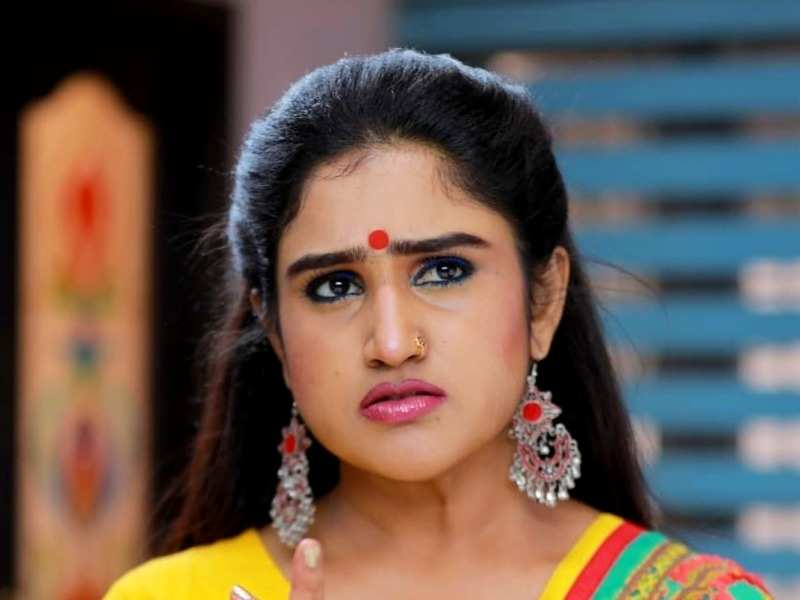 Vanitha Vijaykumar reacts strongly to cyber bullying; says 'I could harm myself out of depression and frustration' (Photo - Instagram)