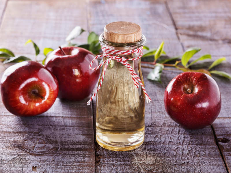 Weight loss: This baking soda and apple cider vinegar drink can help you burn belly fat