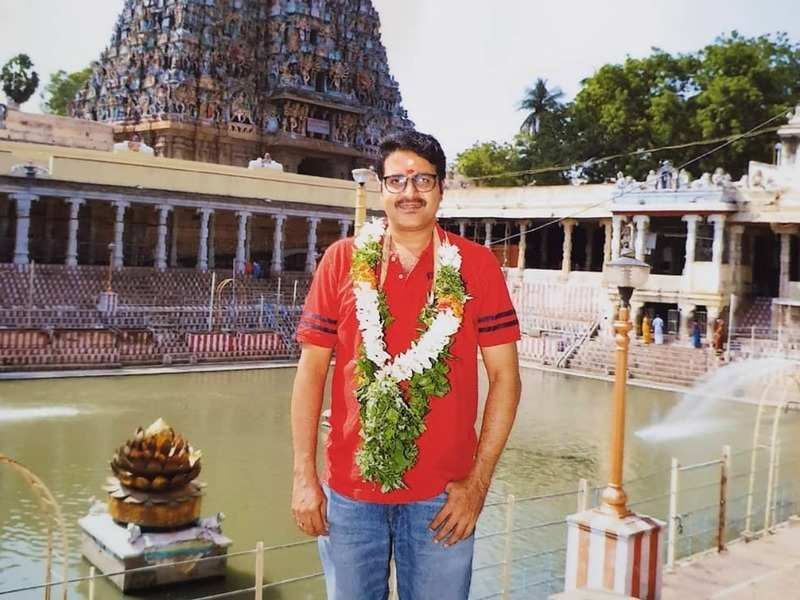 Actor Prakash Rajan thanks Team Deivamagal and fans for making his birthday special, watch (Photo - Instagram)