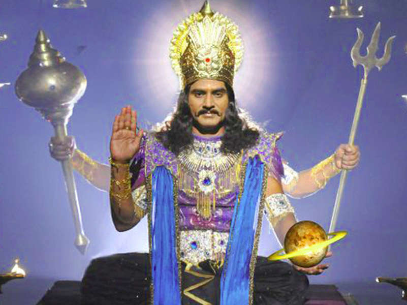 Daya Shankar Pandey on playing Lord Shani dev