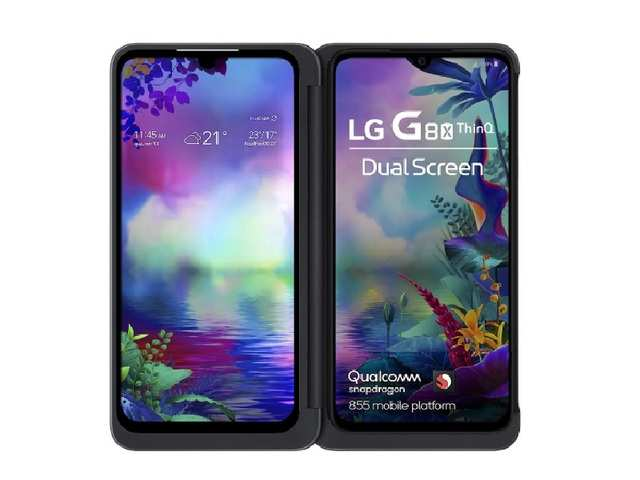 Want a dual screen smartphone, grab the LG G8X ThinQ at $300 discount on Amazon
