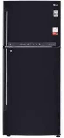 LG GL-T432FES3 437 Ltr Double Door Refrigerator