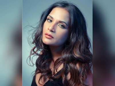 Richa Chadha shares a stunning pic on Insta!