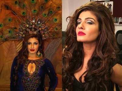 Raveena posts BTS pics from 'Bombay Velvet'