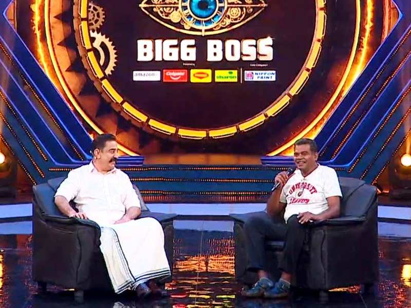Bigg Boss Tamil 2 fame Ponnambalam admitted in a hospital, Kamal Haasan comes forward to help his friend