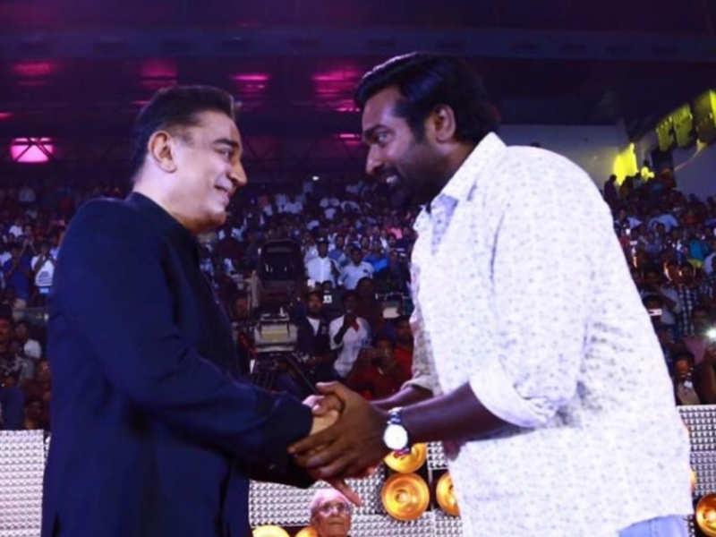 Vijay Sethupathi clarifies he is not part of Kamal Haasan's Thalaivan Irukkindraan