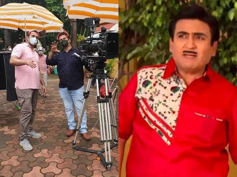 Taarak's shoot begins; Priya asks her director hubby Malav to stay safe