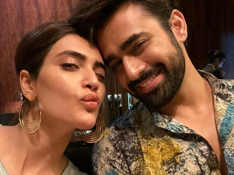 Karishma Tanna wishes her 'anchor and father figure' Pearl V Puri on his birthday; shares their unseen pictures