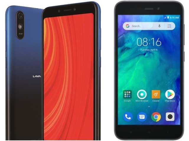 Lava Z61 Pro vs Xiaomi Redmi Go: How the two entry-level smartphones compare