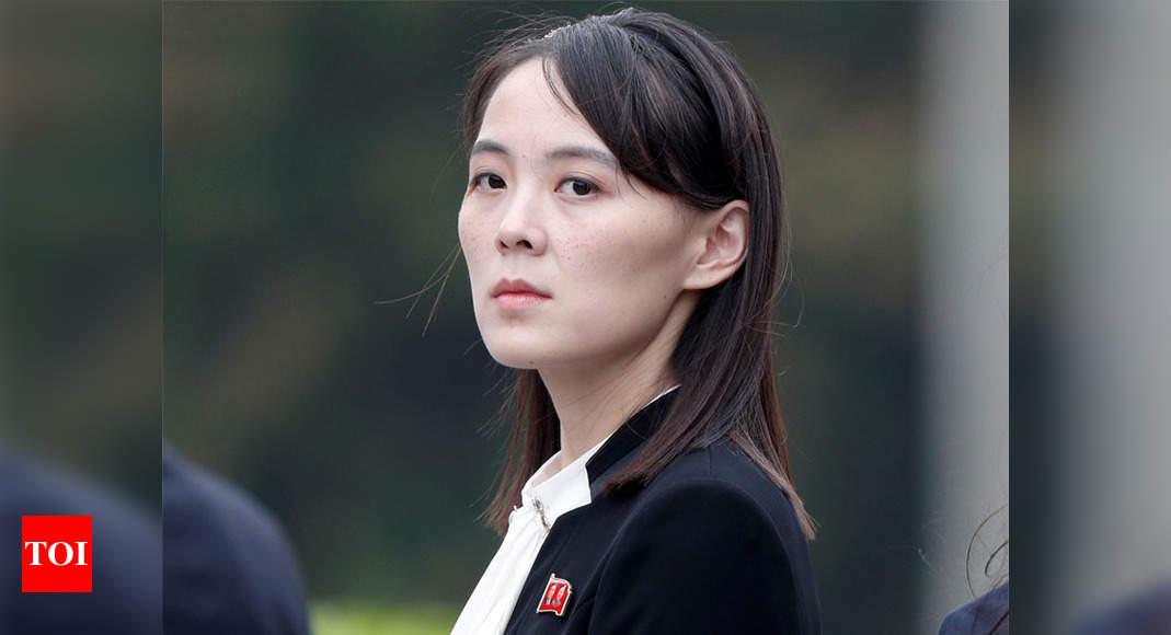 Un autre sommet nord-coréen-américain improbable mais «une chose surprenante peut encore arriver»: la sœur de Kim