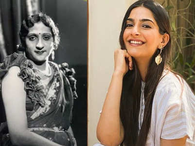 Sonam remembers her inspiration Fatma Begum