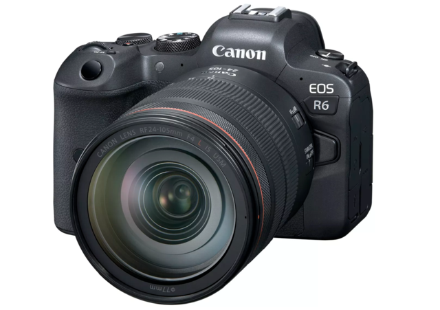 Canon launches EOS R5 and EOS R6 mirrorless cameras