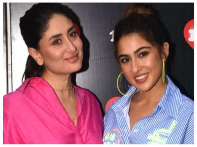 When Sara confessed about being a Kareena fan