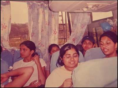 Deepika shares TB pics from her school days