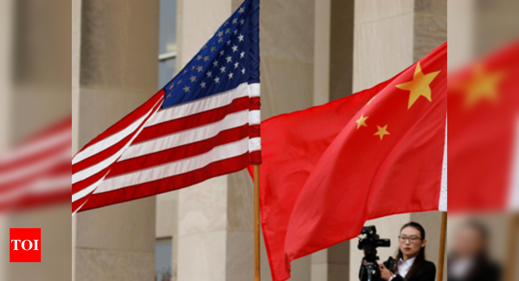 China to hit US with 'reciprocal measures' over Xinjiang sanctions – Times of India