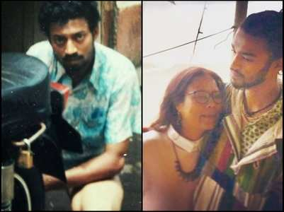 Irrfan's wife Sutapa shares beautiful pics