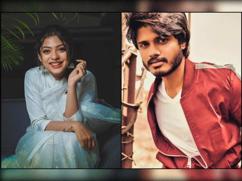 Anand Deverakonda and Varsha Bollamma team up for Middle Class Melodies