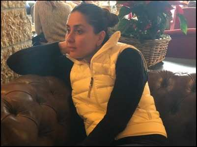 Pic: Kareena is waiting for 2021