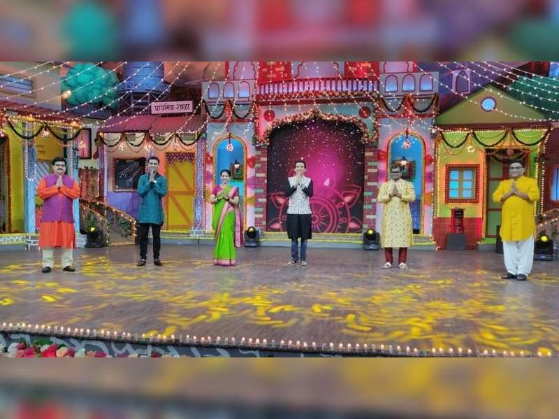 Only 40 people allowed on the sets of Chala Hawa Yeu Dya