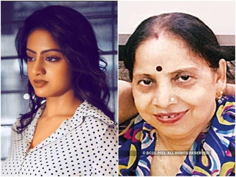 Deepika Singh and her mother Rani