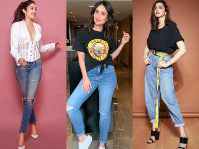 Divas who made basic fashion look glamourous