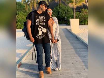 Arjun & Malaika share wise words about life