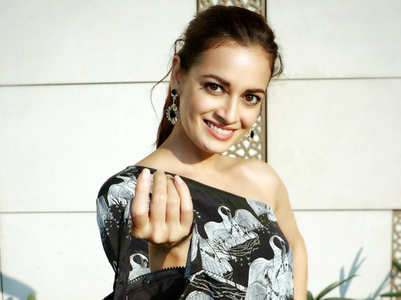 Love prints? Check out Dia Mirza's vibrant printed outfits