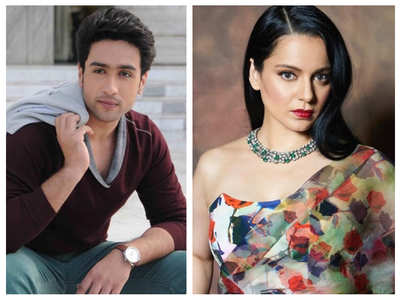 Adhyayan is all praise for Kangana Ranaut