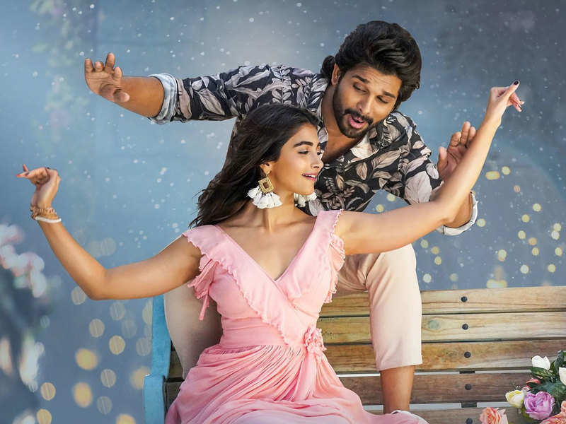 Allu Arjun and I put our heart and soul into Butta Bomma: Pooja Hegde