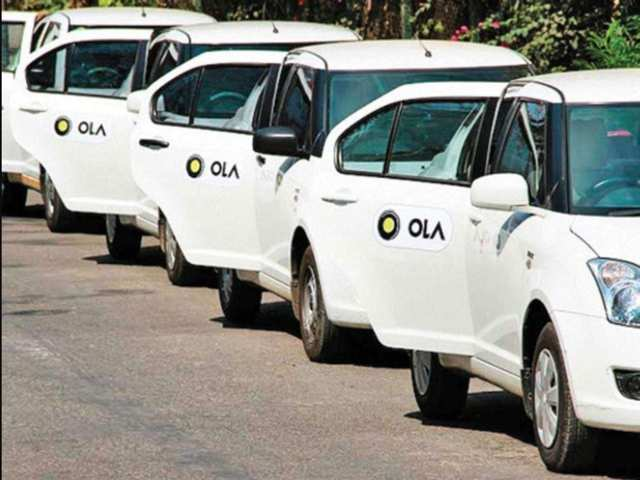 Ola's Chief Sales and Marketing Officer, senior VP quit