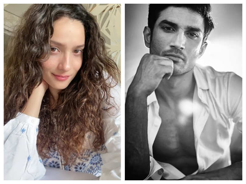 Fans ask Ankita Lokhande to be strong as they feel a part of Sushant Singh Rajput is still alive in her