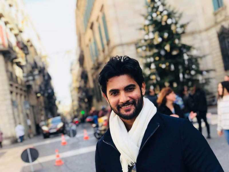 Aadi Saikumar has his hands full and will soon be seen in a pan-Indian project