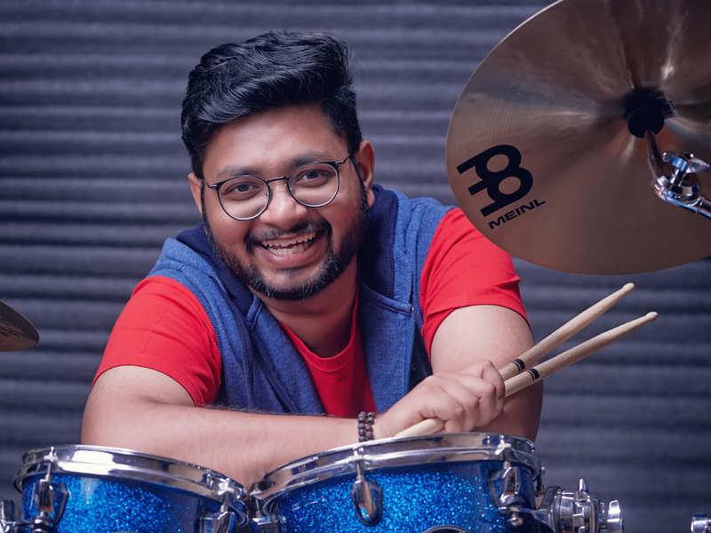 Drummer Siddharth Nagarajan begins a new journey with Layaatraa