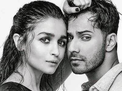 Varun and Alia celebrate 6yrs of 'HSKD'