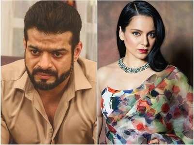 Karan Patel takes an indirect dig at Kangana